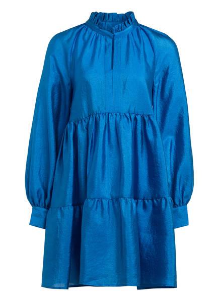 STINE GOYA Kleid JASMINE, Farbe: BLAU (Bild 1)