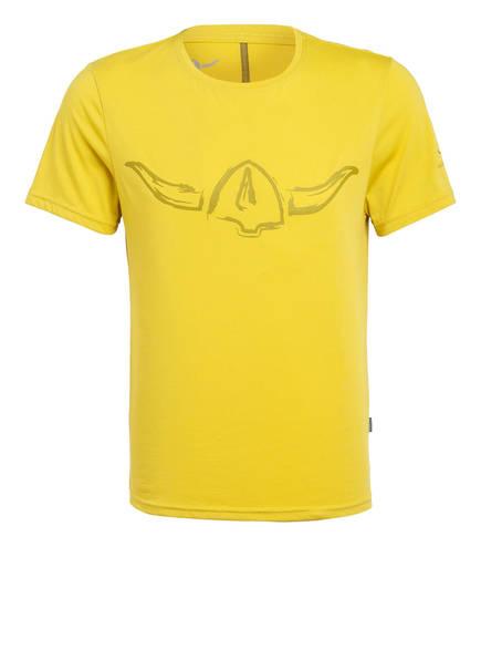 KAIKKIALLA T-Shirt JUHANI, Farbe: GELB (Bild 1)