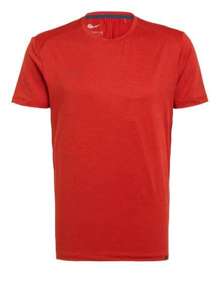 KAIKKIALLA T-Shirt JALO, Farbe: HELLROT (Bild 1)