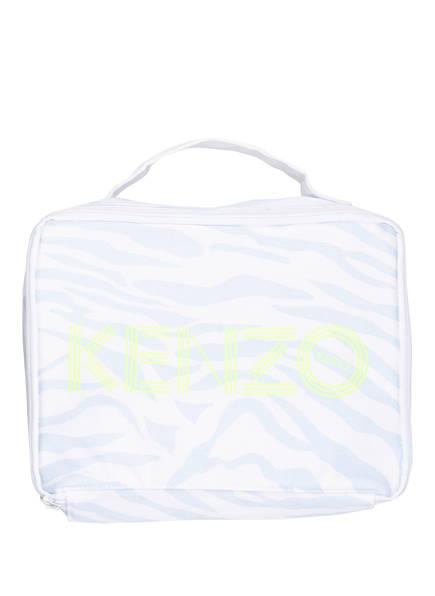 KENZO Set: 2er-Pack Bodies in Tasche , Farbe: WEISS/ HELLBLAU (Bild 1)