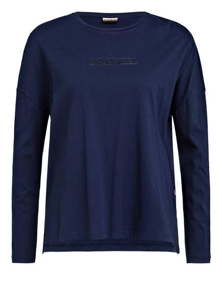 NAPAPIJRI Oversized-Shirt SIONE, Farbe: BLAU (Bild 1)