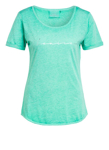 VENICE BEACH T-Shirt FAYZA, Farbe: MINT (Bild 1)