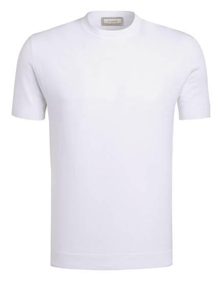 CHAS Strickshirt, Farbe: WEISS (Bild 1)
