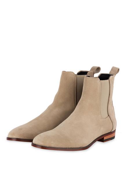 HUGO Chelsea-Boots CULT, Farbe: BEIGE (Bild 1)