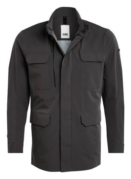 DUNO Softshell-Fieldjacket SIENA, Farbe: GRAU (Bild 1)