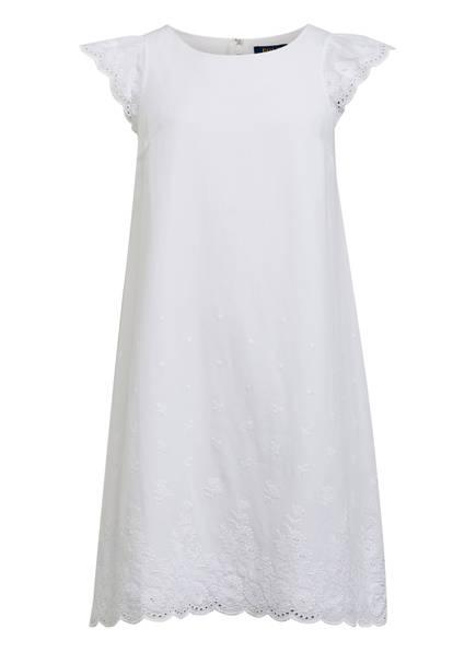POLO RALPH LAUREN Kleid, Farbe: WEISS (Bild 1)