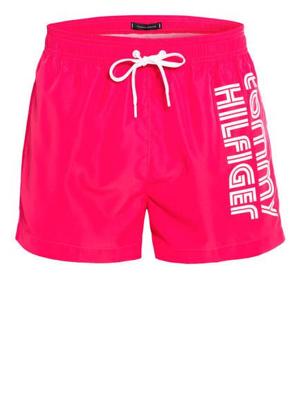 TOMMY HILFIGER Badeshorts, Farbe: PINK (Bild 1)