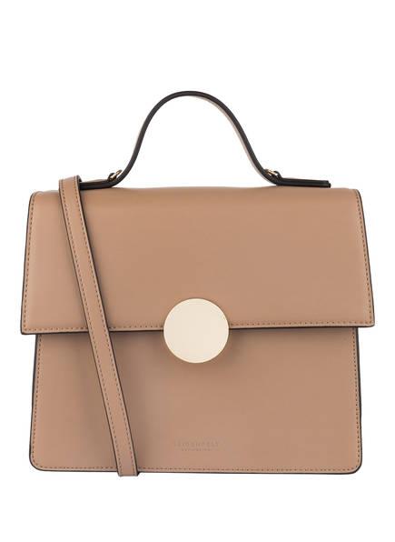 SEIDENFELT Handtasche VARDO, Farbe: BEIGE (Bild 1)