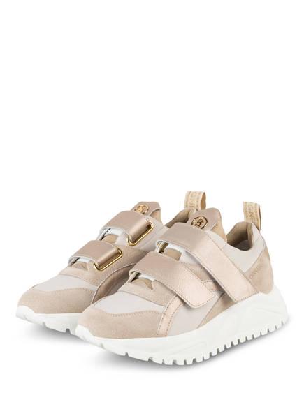 BOGNER Plateau-Sneaker NEW MALAGA 5 A, Farbe: BEIGE/ CREME (Bild 1)