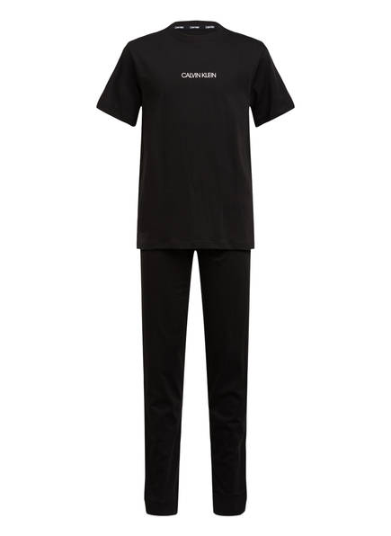 Calvin Klein Schlafanzug , Farbe: SCHWARZ (Bild 1)
