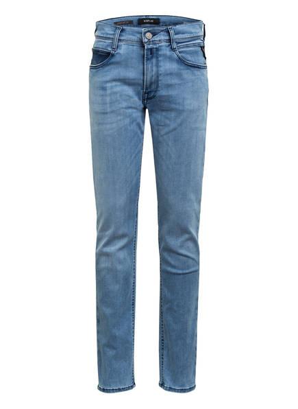 REPLAY Jeans Super Slim Fit, Farbe: HELLBLAU (Bild 1)