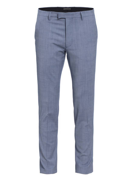 DRYKORN Anzughose PIET Slim Fit, Farbe: 3600 BLAU (Bild 1)