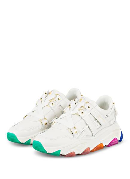 KURT GEIGER Plateau-Sneaker LETTIE, Farbe: WEISS (Bild 1)