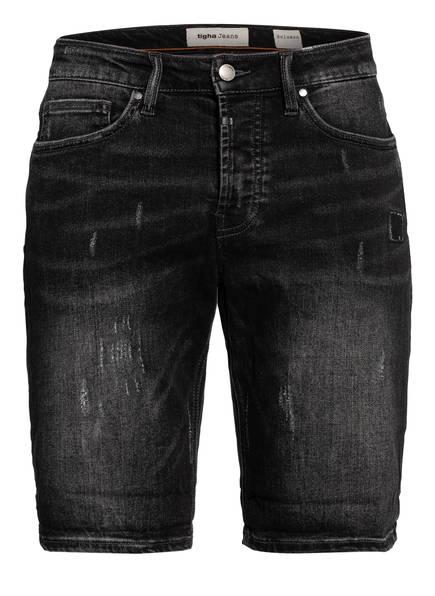 tigha Jeans-Shorts SOLOMON Slim Fit, Farbe: 704 DARK GREY (Bild 1)