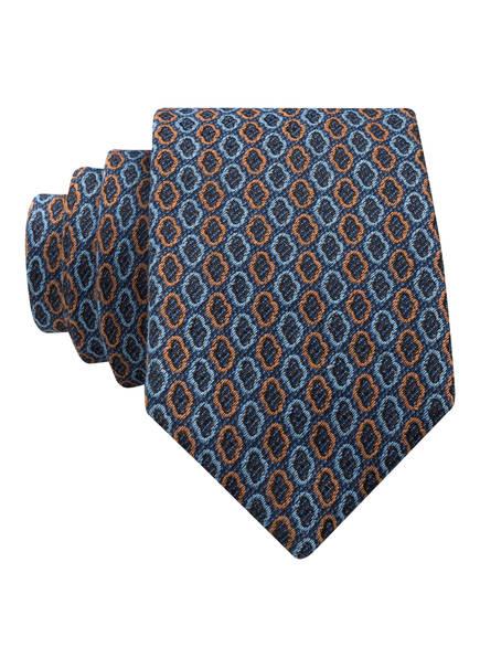 CG CLUB of GENTS Krawatte, Farbe: DUNKELBLAU (Bild 1)