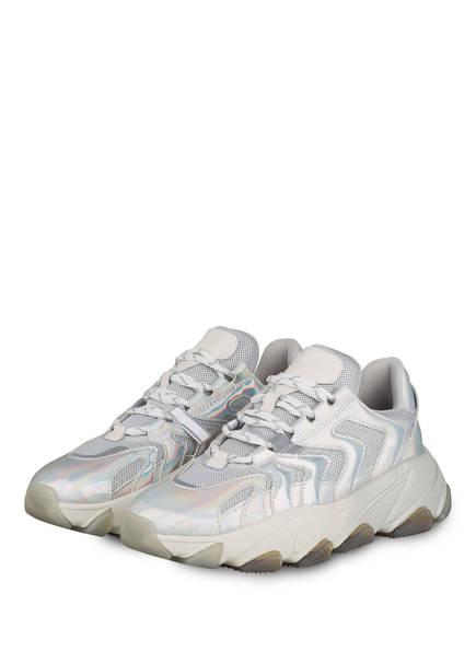 ash Plateau-Sneaker EXTREME , Farbe: GRAU/ SILBER (Bild 1)