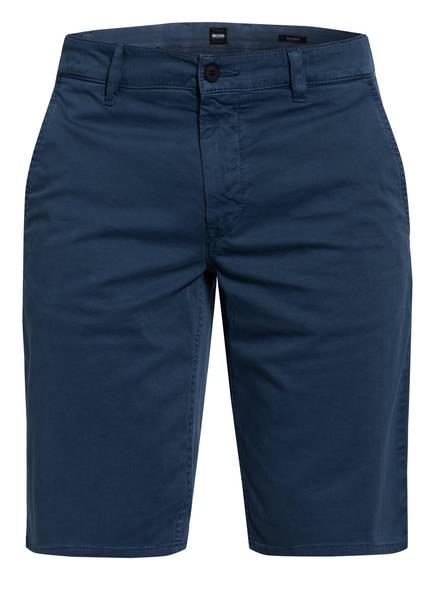 BOSS Chino-Shorts SCHINO Regular Fit, Farbe: DUNKELBLAU (Bild 1)
