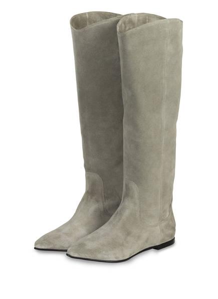 KENNEL & SCHMENGER Stiefel LEONE, Farbe: HELLGRÜN (Bild 1)