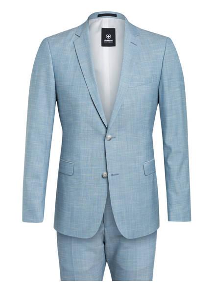 strellson Anzug CALE-MADDEN Extra Slim Fit, Farbe: HELLBLAU (Bild 1)