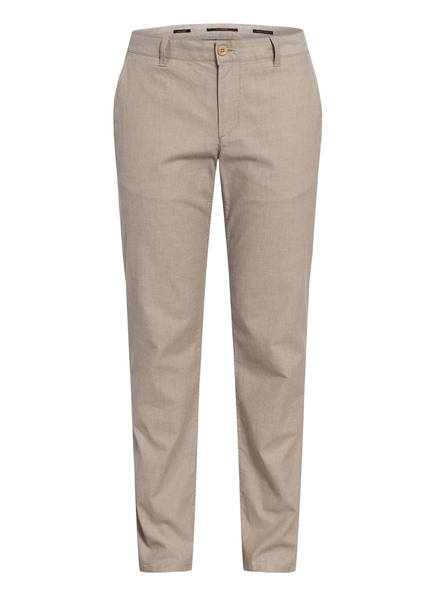 ALBERTO Chino LOU Regular Slim Fit, Farbe: BEIGE (Bild 1)