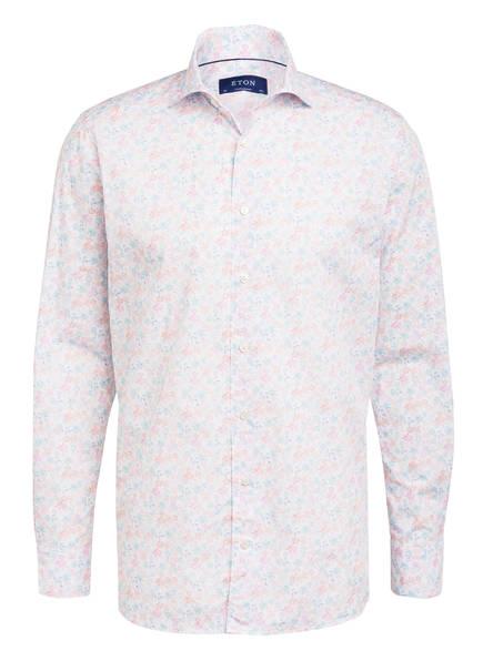 ETON Hemd Contemporary Fit, Farbe: WEISS/ HELLROSA/ HELLBLAU (Bild 1)