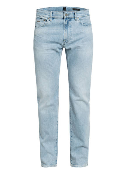 BOSS Jeans MAINE Regular Fit, Farbe: 451 LIGHT/ PASTEL BLUE (Bild 1)