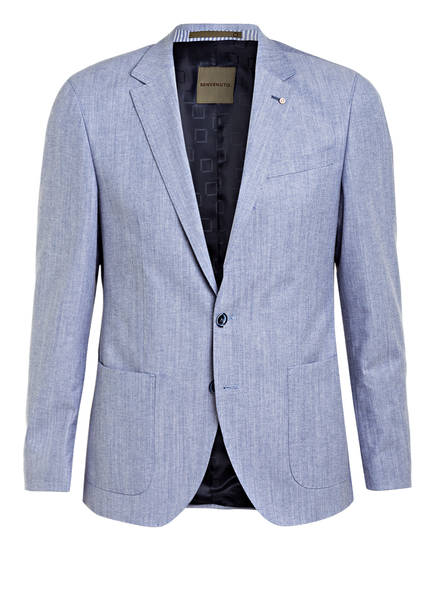 BENVENUTO Kombi-Sakko FLAVIO Extra Slim Fit, Farbe: 0356 PLACID BLUE (Bild 1)