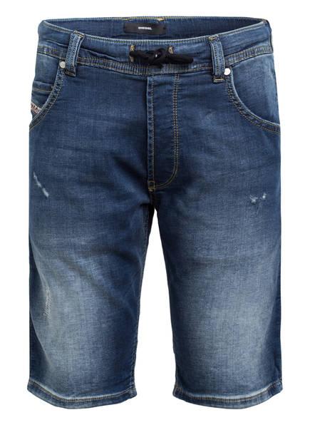 DIESEL Destroyed Jeans-Shorts KROOLEY, Farbe: K01 BLUE (Bild 1)