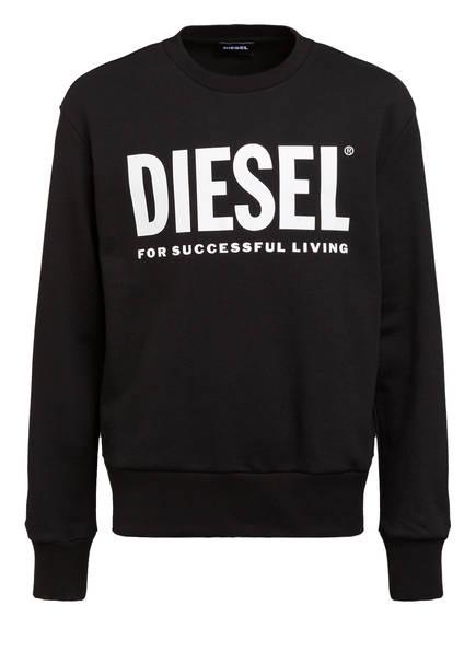 DIESEL Sweatshirt, Farbe: SCHWARZ (Bild 1)