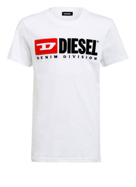 DIESEL T-Shirt, Farbe: WEISS (Bild 1)