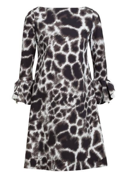 CHIARA BONI La Petite Robe Kleid ORNA, Farbe: WEISS/ BRAUN/ SCHWARZ (Bild 1)