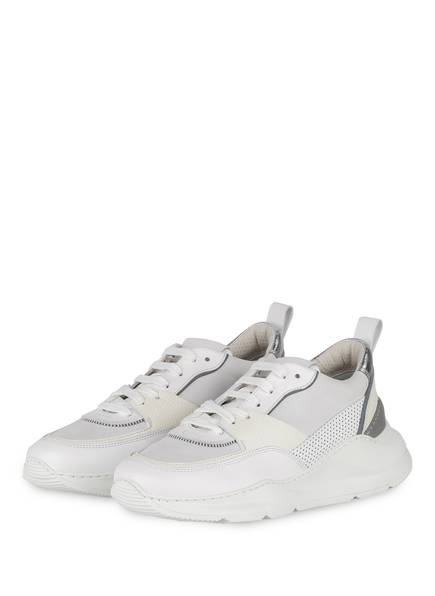 Santoni Plateau-Sneaker, Farbe: WEISS (Bild 1)