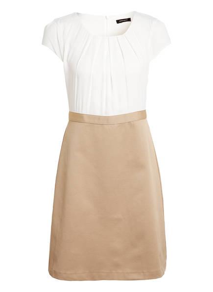 MORE & MORE Kleid, Farbe: BEIGE/ WEISS (Bild 1)