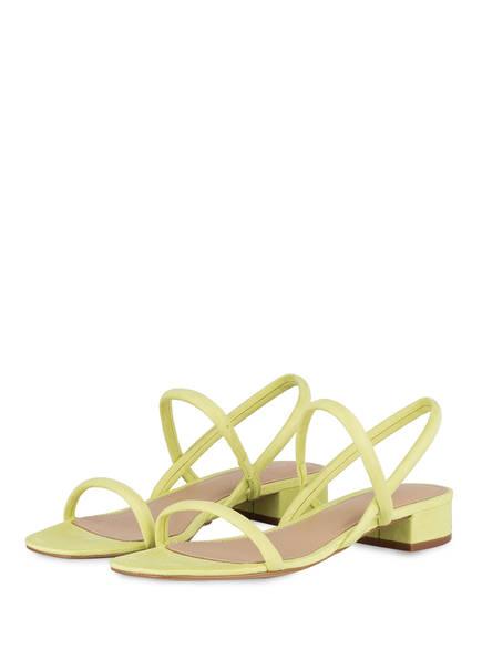 ALDO Sandalen CANDIDLY , Farbe: HELLGRÜN (Bild 1)