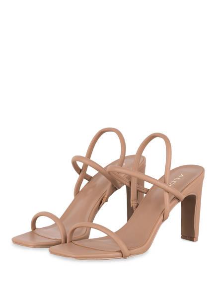ALDO Sandaletten KARLA, Farbe: NUDE (Bild 1)