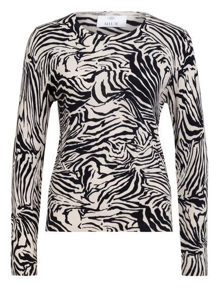 ALLUDE Pullover , Farbe: SCHWARZ/ CREME (Bild 1)