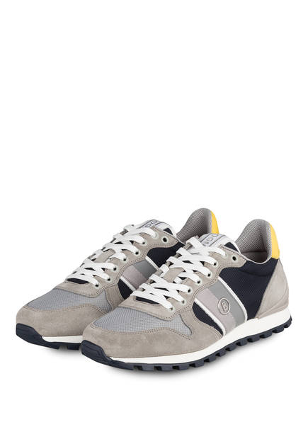BOGNER Sneaker PORTO, Farbe: GRAU/ SCHWARZ (Bild 1)