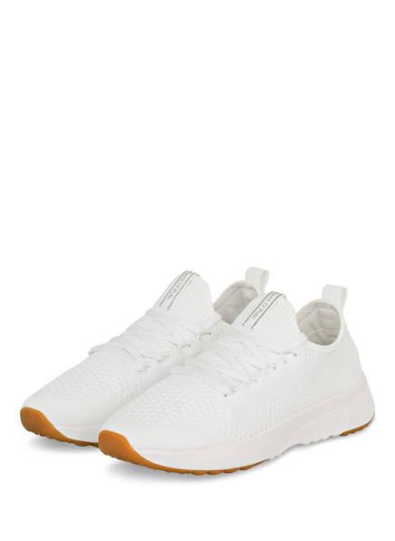 Marc O'Polo Plateau-Sneaker, Farbe: WEISS (Bild 1)