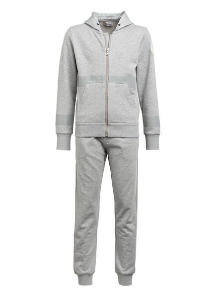 MONCLER enfant Trainingsanzug, Farbe: GRAU MELIERT (Bild 1)