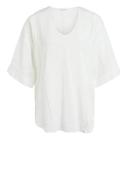 BETTER RICH Blusenshirt mit Lochspitze, Farbe: WEISS (Bild 1)