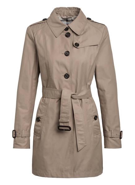 FUCHS SCHMITT Trenchcoat, Farbe: HELLGRAU (Bild 1)