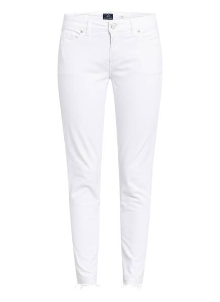 RAFFAELLO ROSSI 7/8-Jeans JANE, Farbe: 110 WEISS (Bild 1)