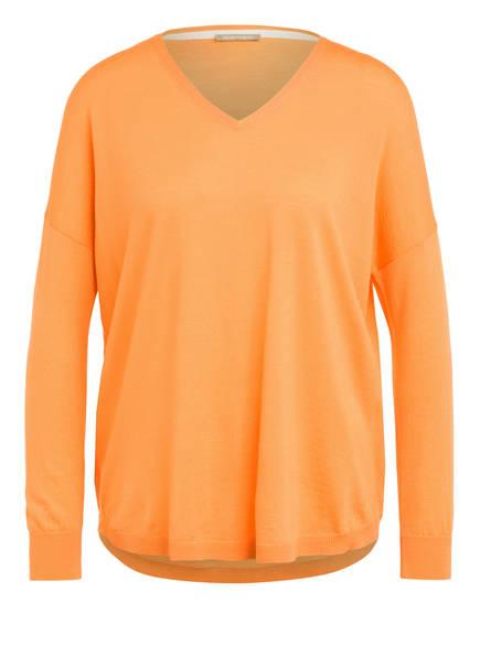 HEMISPHERE Pullover, Farbe: ORANGE (Bild 1)
