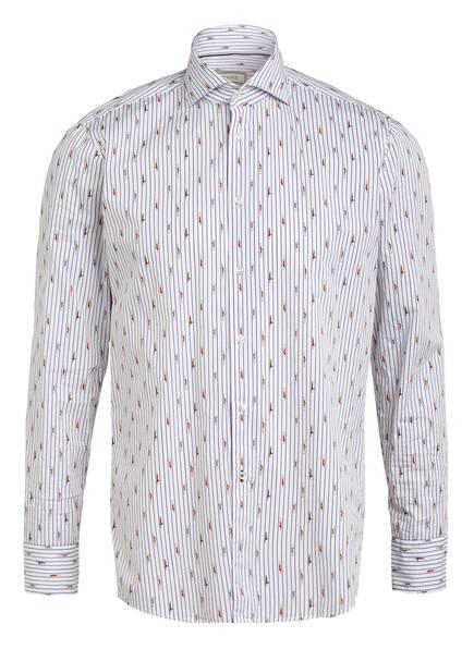 CHAS Hemd Modern Fit, Farbe: WEISS/ BLAU (Bild 1)