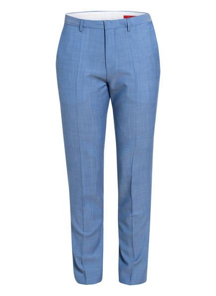 HUGO Anzughose HESTEN Extra Slim Fit, Farbe: 453 LIGHT/ PASTEL BLUE (Bild 1)