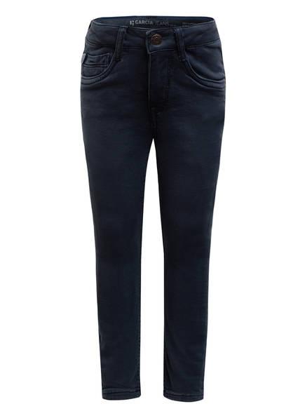 GARCIA Jeans XEVI Super Slim Fit , Farbe: BLAU (Bild 1)