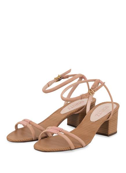 SCHUTZ Sandaletten, Farbe: ROSE/ BEIGE (Bild 1)