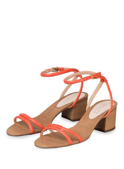 SCHUTZ Sandaletten, Farbe: ORANGE (Bild 1)