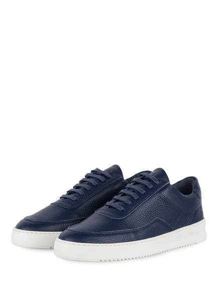 FILLING PIECES Sneaker MONO RIPPLE GRAIN, Farbe: BLAU (Bild 1)