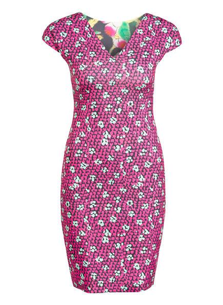 ANIMAPOP Kleid zum Wenden, Farbe: GRÜN/ PINK/ SCHWARZ (Bild 1)